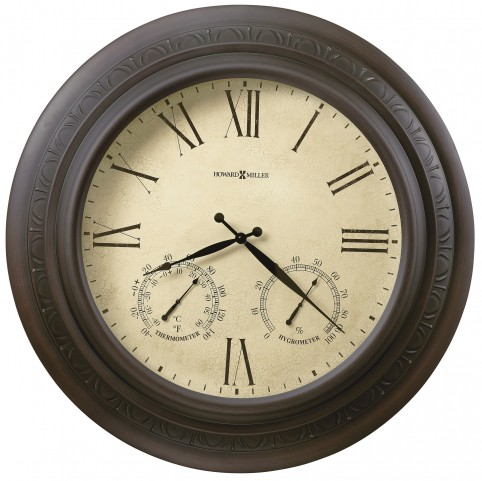 Copper Harbor Wall Clock