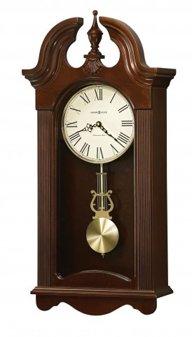 Malia Wall Clock by Howard Miller