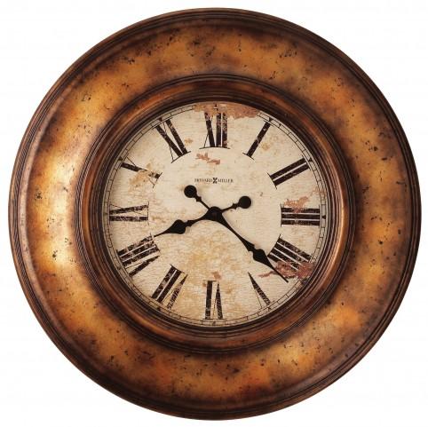 Copper Bay Wall Clock