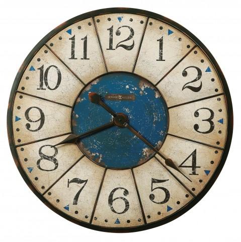 Balto Wall Clock