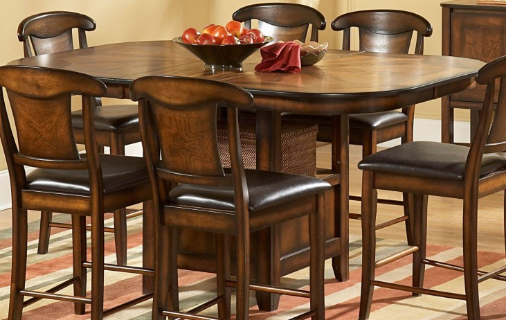 Westwood Counter Height Extendable Table