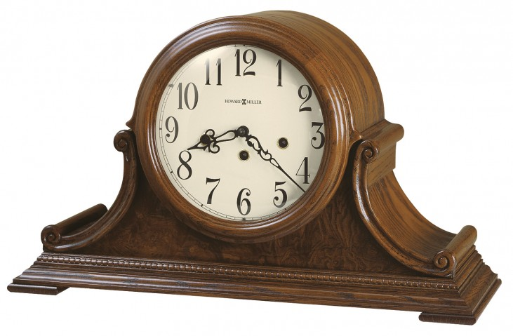 Hadley Mantle Clock
