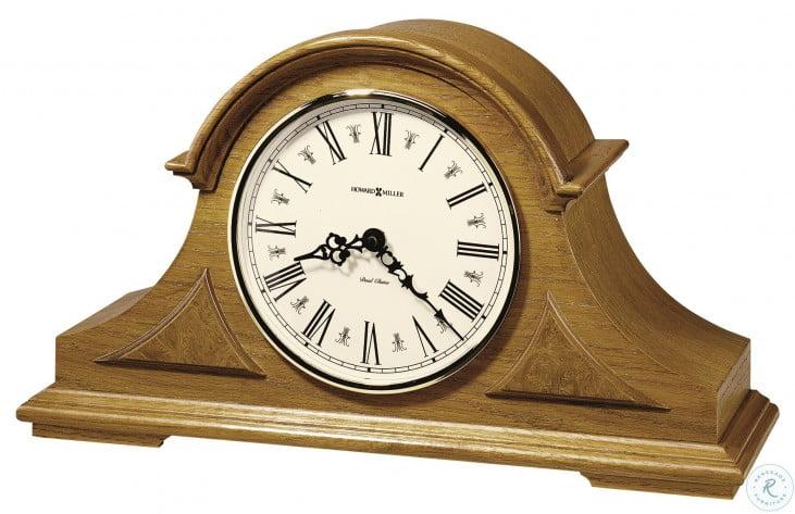 Burton Mantle Clock