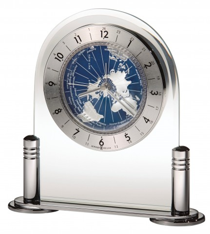 Discoverer Table Clock