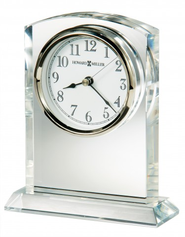 Flaire Table Clock