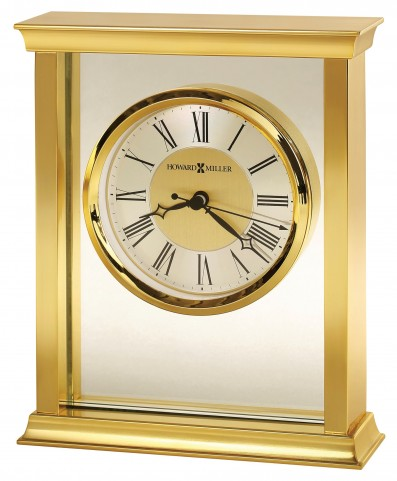 Monticello Table Clock