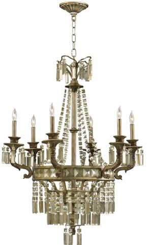 Buckingham 6 Light Chandelier
