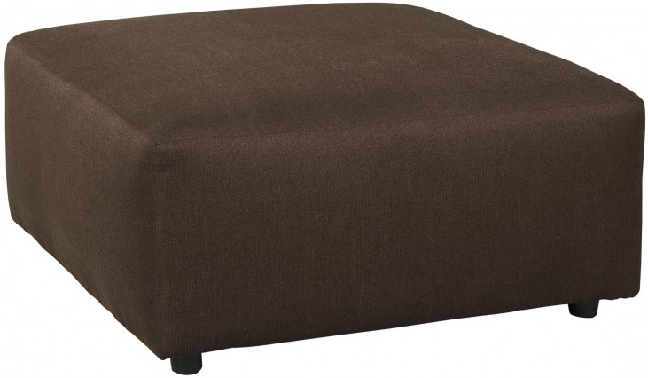 Jayceon Java Oversized Accent Ottoman