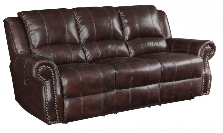 Sir Rawlinson Reclining Sofa