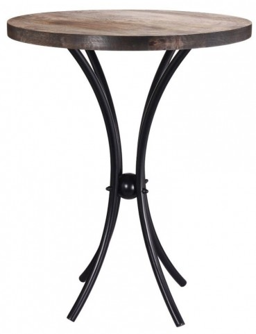 Westerly Black Accent Table
