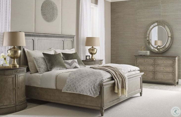 Savona Versaille Katrine Panel Bedroom Set From American Drew Coleman Furniture