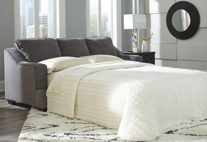 Gilmer Gunmetal Sofa Sleeper