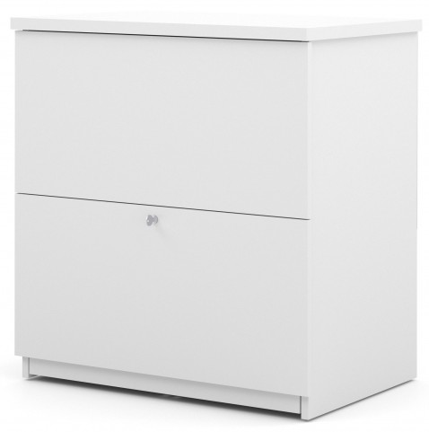 White Standard Lateral File