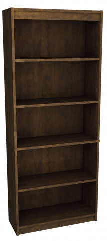 Chocolate Standard Bookcase