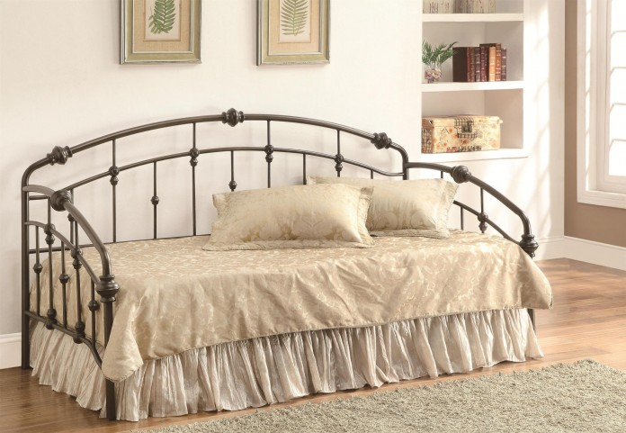 300097 Casual Metal Daybed
