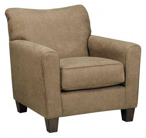Morandi Mocha Accent Chair