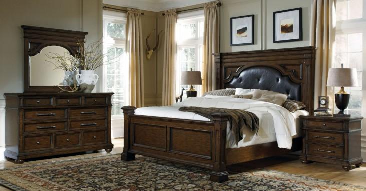 Durango Ridge Poster Bedroom Set