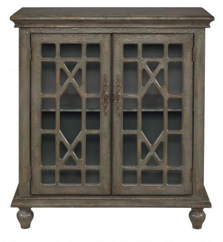 Joplin Texture Grey Two Door Cabinet