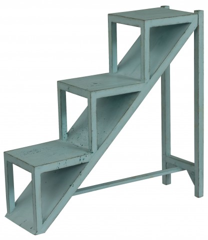 67436 Stair Step Accent Table