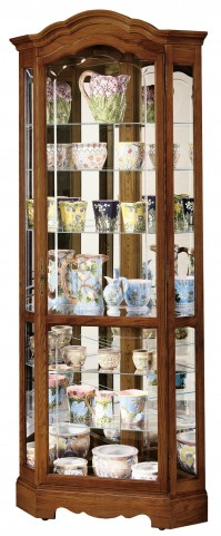 Jamestown II Display Cabinet