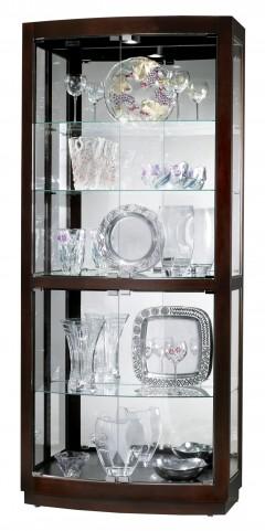 Traditional Curio Cabinet