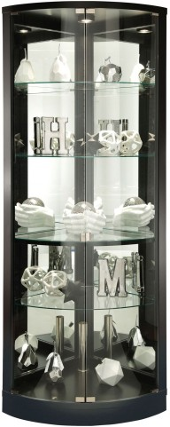 Contemporary Curio Cabinet