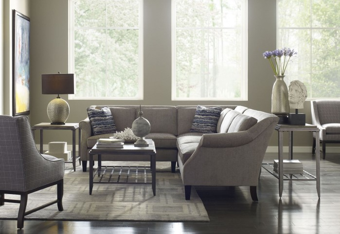 Modern Classics Grid Occasional Table Set
