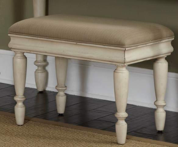 Rustic Traditions II Vanity Bench