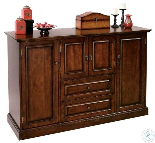 Bar Devino II Brown Bar Cabinet