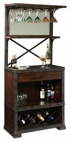 Red Mountain Wine & Bar Cabinet