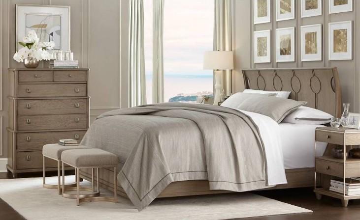 Virage Basalt Panel Bedroom Set