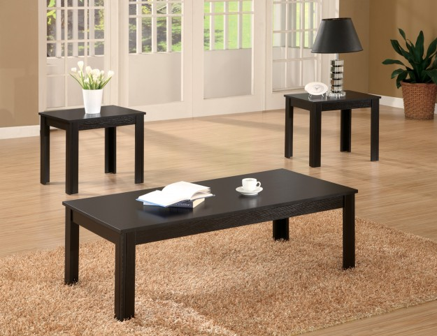 3 Piece Occasional Table Set - 700225