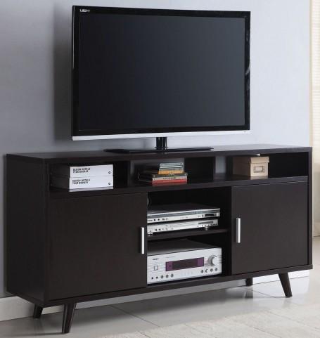 700446 Cappuccino TV Console