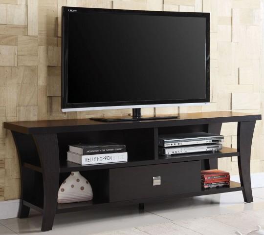 700497 Cappuccino TV Console