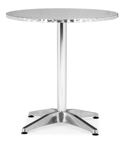 Christabel Round Table Aluminum