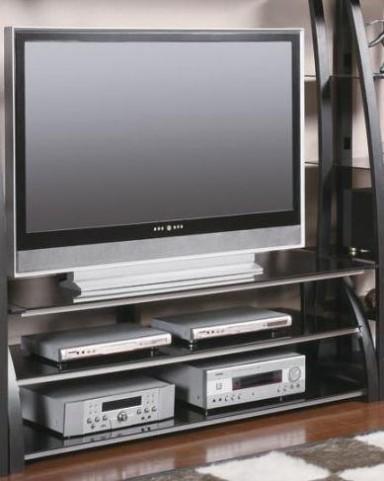 700681 Metal TV Stand