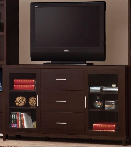 700881 Cappuccino Tv Console
