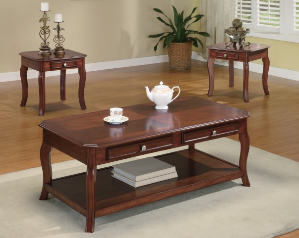 3 Piece Occasional Table Set - 701508