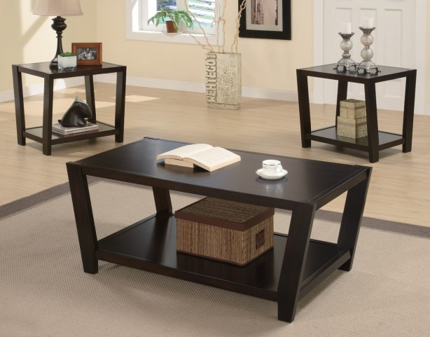 3 Piece Occasional Table Set - 701510