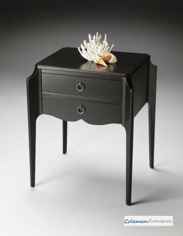 Black Licorice 7016111 Accent Table