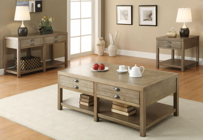 701958-57 Occasional Table Set