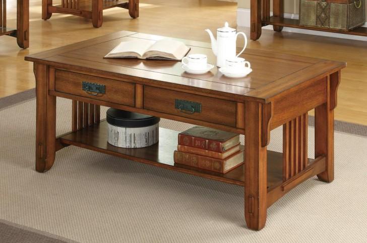 Oak Coffee Table 702008