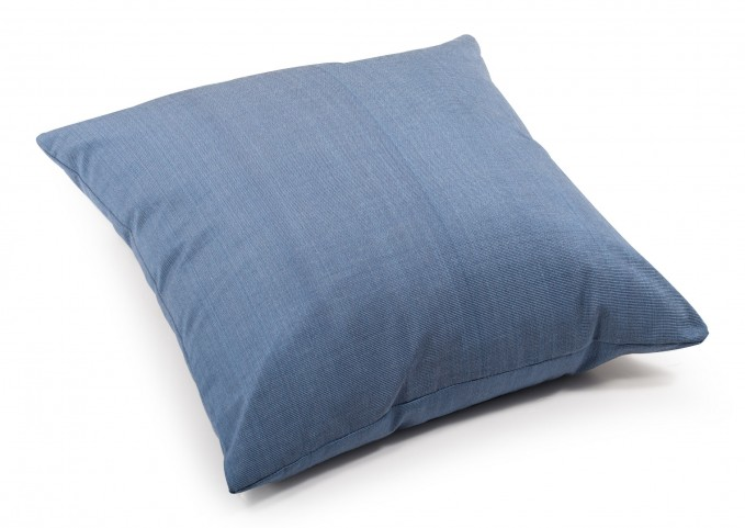 Lizzy Country Blue Large Pillow