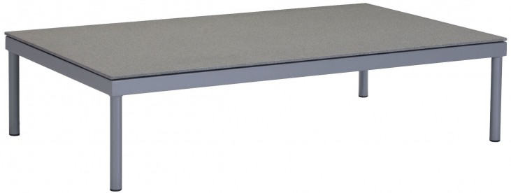 Sand Beach Gray And Granite Coffee Table