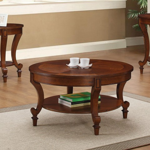 Inlay Table Top Coffee Table