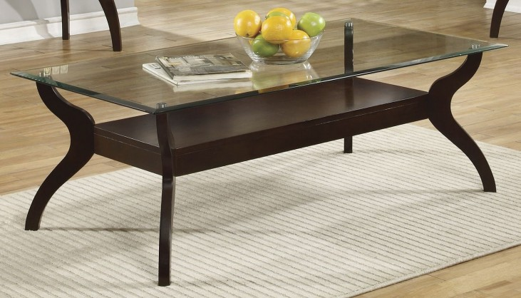 704628 Cappuccino Coffee Table