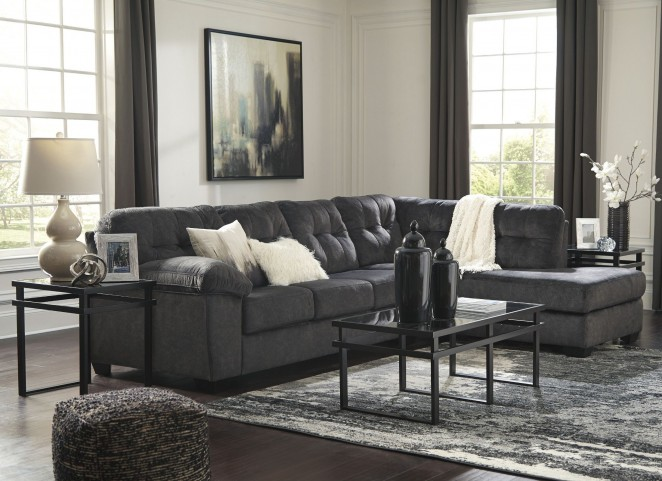 Accrington Granite Raf Sectional From Ashley Coleman