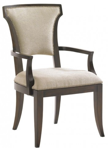 Tower Place Seneca Upholstered Arm Chair