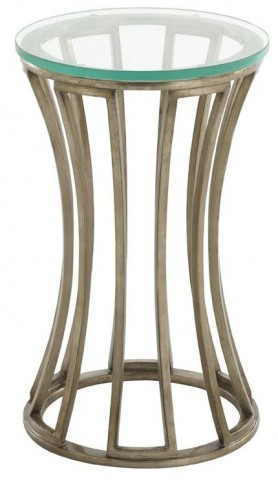 Tower Place Stratford Round Accent Table