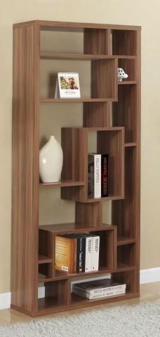 "Walnut Hollow-Core 72"" Bookcase"
